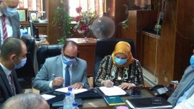 """Photo of المصرية لنقل الكهرباء تتعاقد مع """"المدكور"""" لإنشاء محطّة محوّلات الضبعة"""