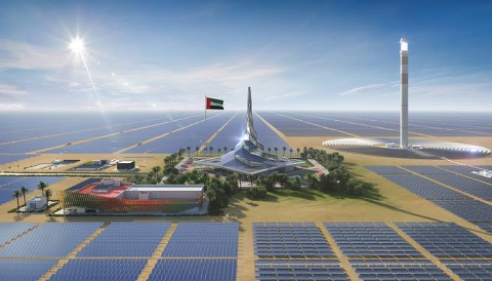 مجمع محمد بن راشد للطاقة الشمسية