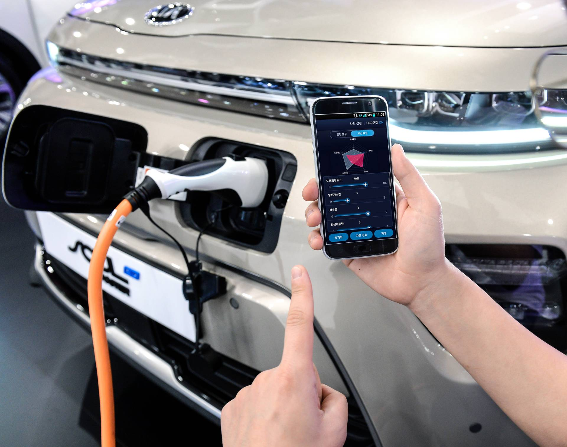 ترتيب هيونداي وكيا يرتفعان عالميا في مبيعات السيارات الكهربية