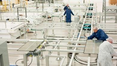 Photo of تركيا تفتتح أول مصنع لإنتاج الألواح الشمسية الشهر المقبل