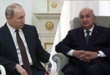 Photo of الرئيسان الجزائري والروسي يتباحثان هاتفيًا حول أسواق النفط