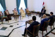 Photo of السعودية والعراق تبحثان تزويد بغداد بالطاقة والتعاون في مجال البتروكيماويات