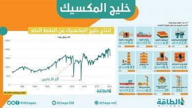 Photo of إعصار دلتا يوقف 80% من إنتاج النفط البحري.. والشركات تُجلي عمّالها