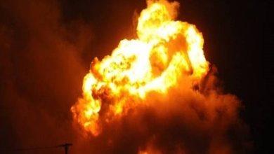 Photo of انفجار بخطّ الغاز العربي يقطع الكهرباء عن سوريا