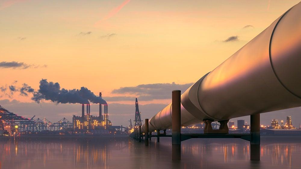 استمرار تراجع صادرات الغاز الطبيعي المسال في أميركا