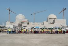 Photo of مسؤول: الإمارات تعتزم بناء 4 مفاعلات نووية جديدة