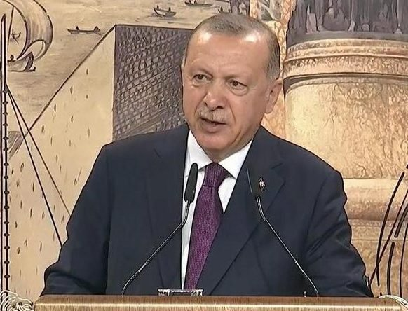 تركيا - الرئيس التركي رجب طيب أردوغان