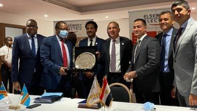 Photo of شركة مصرية تنشئ محطّة محوّلات كهرباء في الكونغو بـ 38.6 مليون دولار