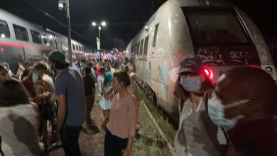 Photo of حصار آلاف الركّاب داخل القطارات في فرنسا إثر أزمة كهرباء