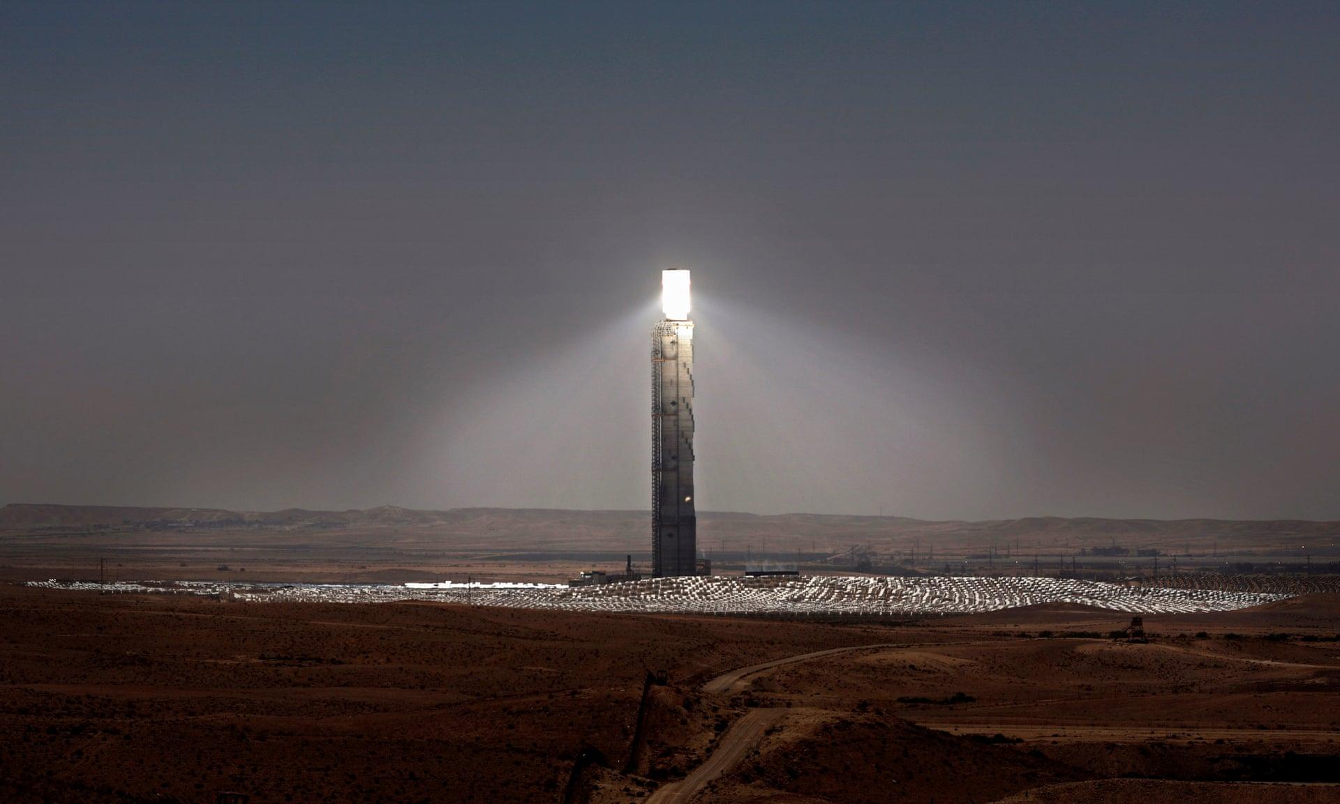برج أورشليم للطاقة الشمسية
