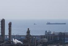 Photo of تسرُّب نفطيّ من حقل إيرانيّ في الخليج