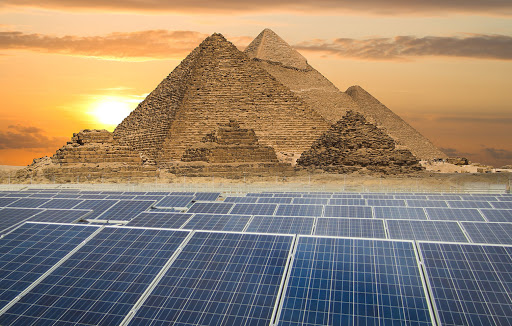 آليات الاستثمار فى الطاقة الشمسية بمصر