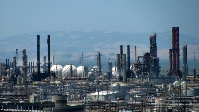 ارتفاع طاقة تكرير النفط فى نيجيريا إلى 462 ألف برميل يومياً