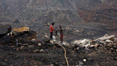 Photo of 43.2% انخفاضًا في واردات الهند من الفحم