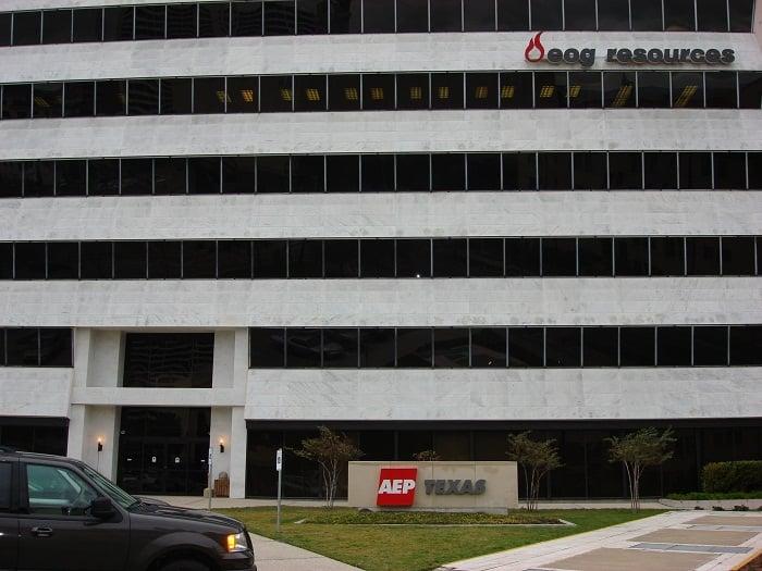 شركة إي أو جي ريسورسز الأميركية المنتجة للنفط والغاز