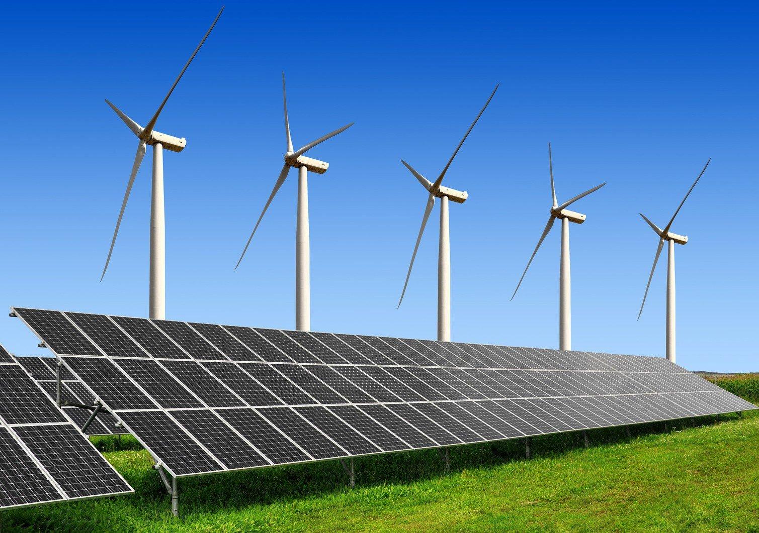 الطاقة الجديدة في الهند