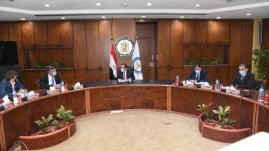 Photo of وزير النفط المصري يستعرض الفرص الاستثمارية مع شركة نافتوجاز الأوكرانية