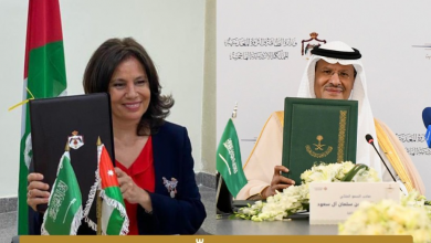 Photo of السعودية والأردن توقعان مذكرة تفاهم للربط الكهربائي المشترك
