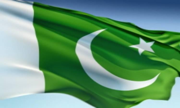 علم باكستان - أرشيفية