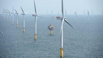 "Photo of ""دانسك"" توقّع اتّفاقية لشراء الطاقة من محطّة رياح بريطانيّة"