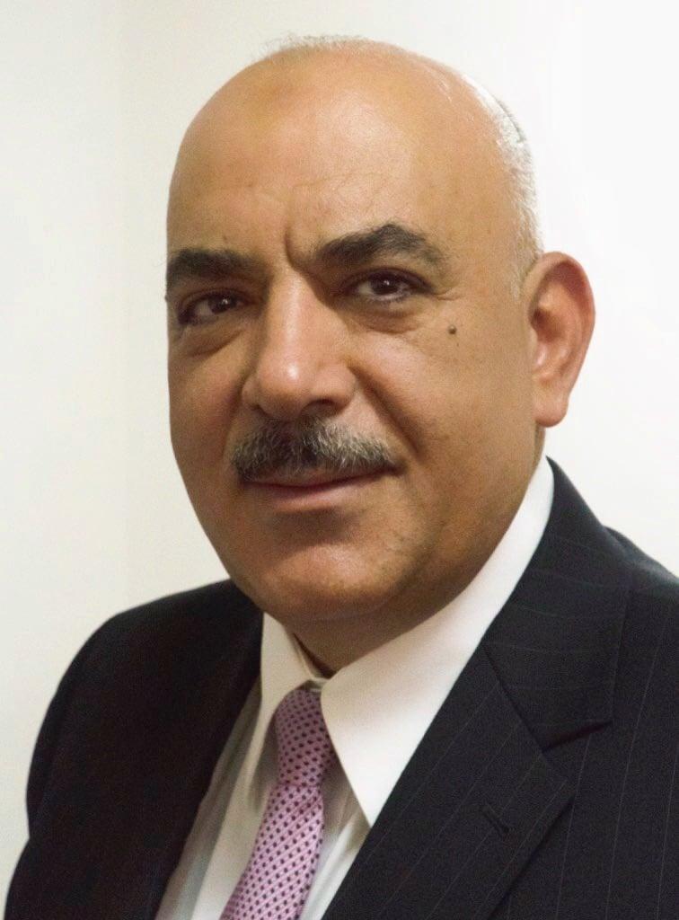 الدكتور أنس الحجي