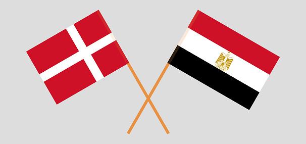 العلاقات المصرية الدنماركية