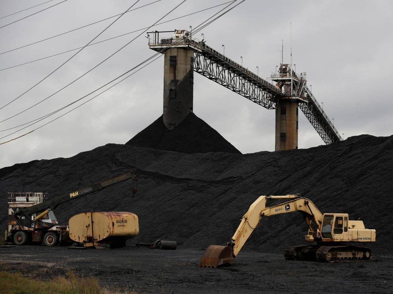 بلاك روك - موقع استخراج الفحم - روسيا- مناجم الفحم - الفحم الأميركي