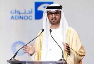 أدنوك - سلطان الجابر - الإمارات