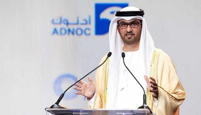 سلطان الجابر وزير الصناعة الإماراتي