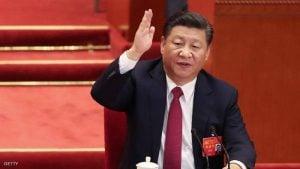 الرئيس الصيني شي جين بينغ - البيتكوين