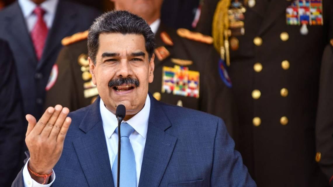 فنزويلا - مادورو