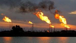 حرق الغاز المصاحب