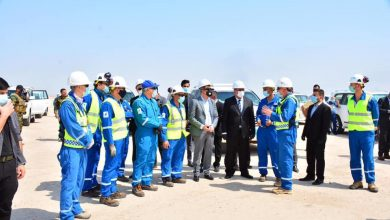 Photo of انطلاق عمليات استكشاف النفط والغاز في الأنبار العراقية