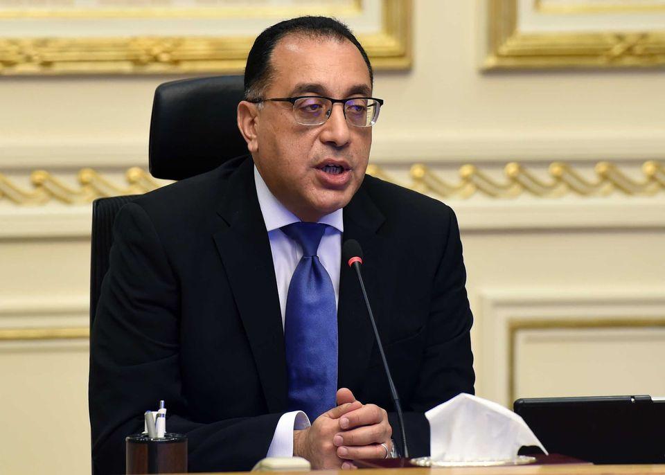 مشروعات طاقة متجددة - رئيس الوزراء المصري مصطفى مدبولي