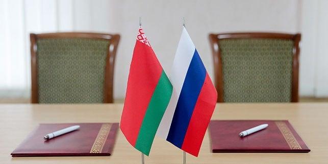 روسيا وبيلاروسيا