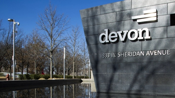 شركة ديفون إنرجي الأميركية