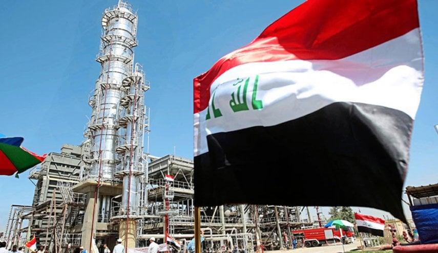 إنتاج النفط العراقي