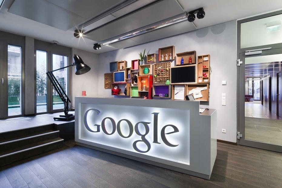 مكاتب جوجل