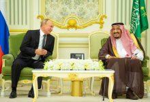 "Photo of العاهل السعودي وبوتين يعبّران عن ارتياحهما لتنفيذ اتّفاق ""أوبك +"""