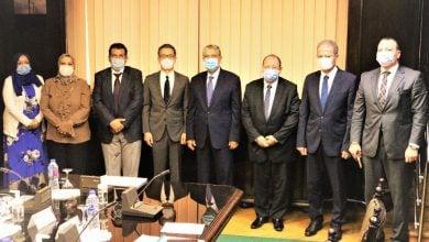"""Photo of """"ماروبيني"""" تسعى للاستثمار في قطاع الطاقة المتجدّدة المصري"""