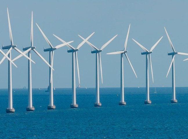 الرياح أحد مصادر إنتاج الكهرباء