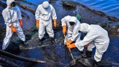 Photo of 9.4 مليون دولار لتنظيف التسرّب النفطي في موريشيوس