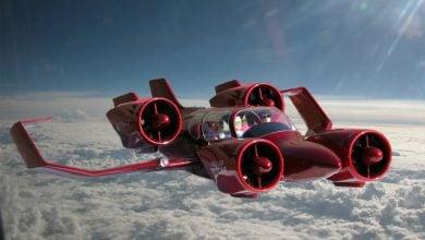 "Photo of ""جنرال موتورز"" تستطلع فرص الاستثمار في السيّارات الطائرة"