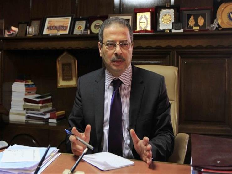 رئيس الشركة القابضة لكهرباء مصر جابر الدسوقى