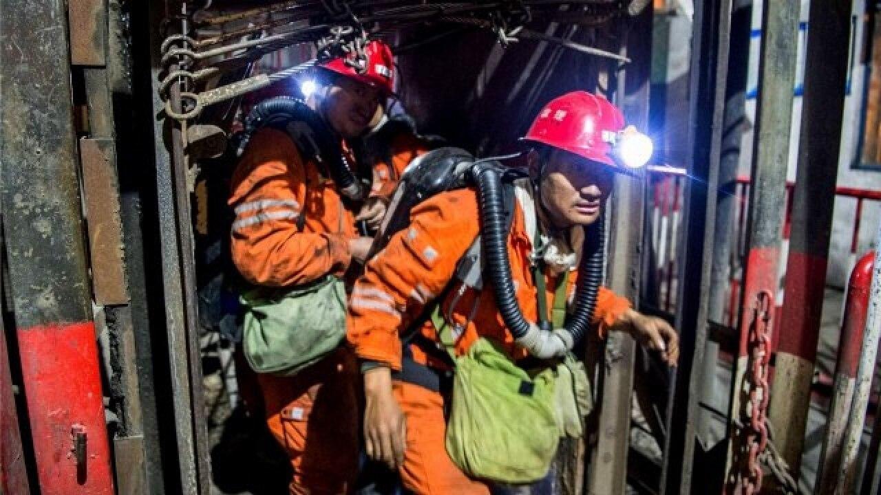 حادثة في أحد مناجم الفحم الصينية