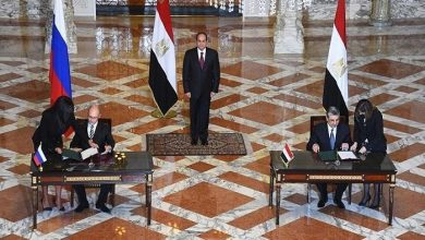 Photo of روساتوم تكثّف أعمالها لتنفيذ أول محطة طاقة نووية في مصر