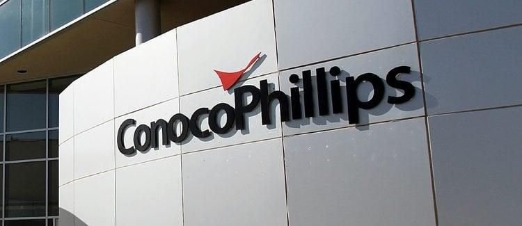 كونوكو فيليبس الأميركية المتخصصة بقطاع الطاقة