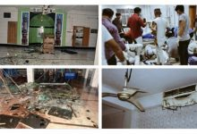 Photo of بسبب انفجار أنبوب غاز في بنغلاديش.. مقتل 13 مصلياً داخل مسجد (فيديو وصور)