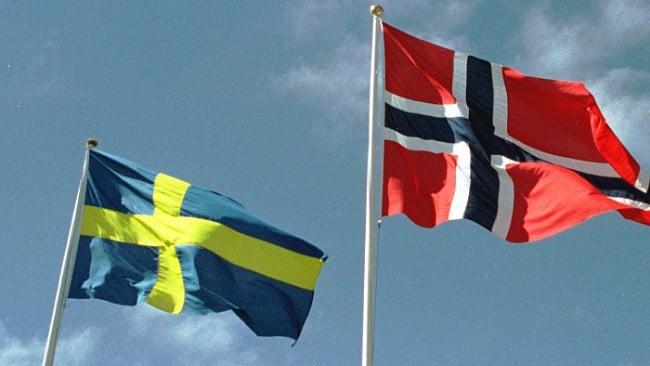 النرويج والسويد