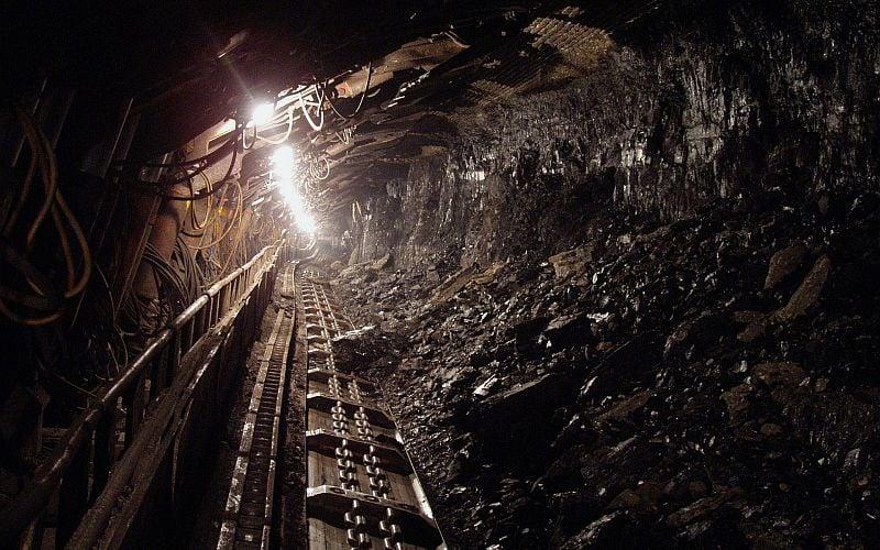 أحد مناجم الفحم فى الصين